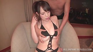 Handsome Japanese incise Koyomi Yukihira gets fucked by a casual tramp